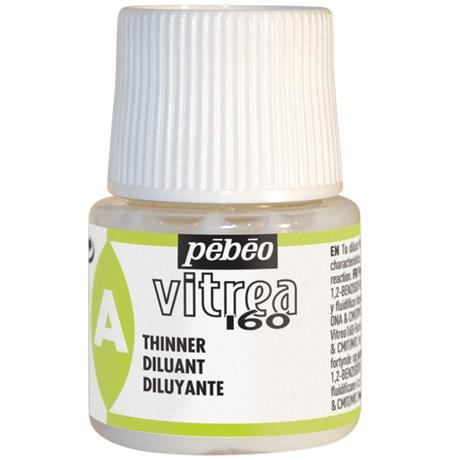 Pebeo Vitrea 160 Diluant Thinner 45ml Image 1