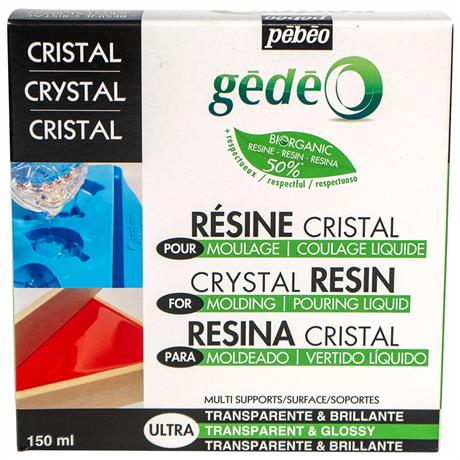 Pebeo Gedeo Bio-Based Crystal Resin Image 1