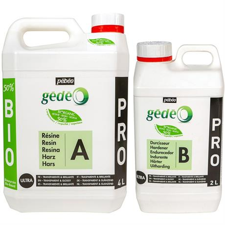 Pebeo Gedeo Pro Resin Bio-Based Image 1