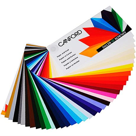 Canford Card A1 (594mm x 841mm) 37 Colours Image 1