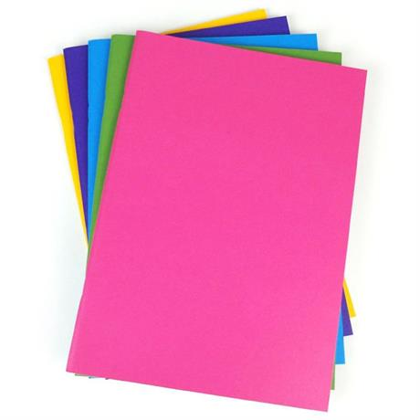 Seawhite Matt Starter Sketchbooks With Coloured Covers Image 1