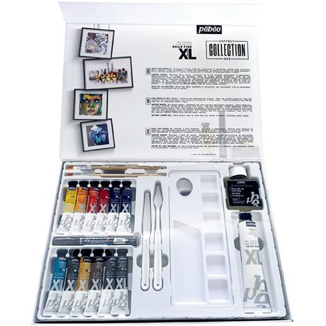 Pebeo Studio XL Oil Collection Set Image 1