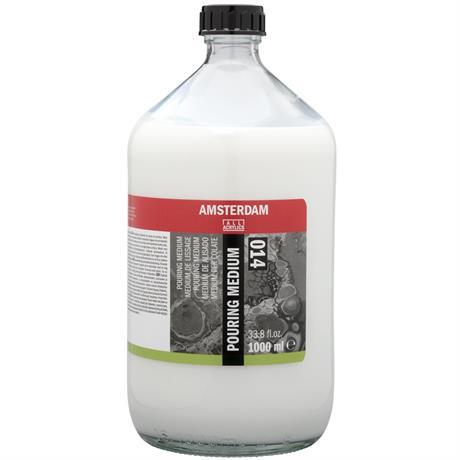 Amsterdam Acrylic Pouring Medium 1000ml Image 1