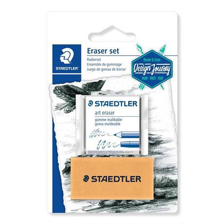 Staedtler Art Eraser set Image 1