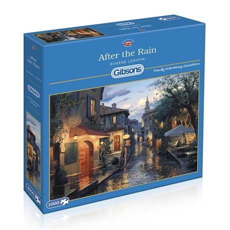 After The Rain 1000pc Jigsaw Image 1