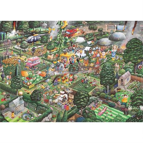 I Love Gardening Jigsaw 1000pc Image 1