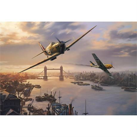 Spitfire Skirmish Jigsaw 500pc Image 1