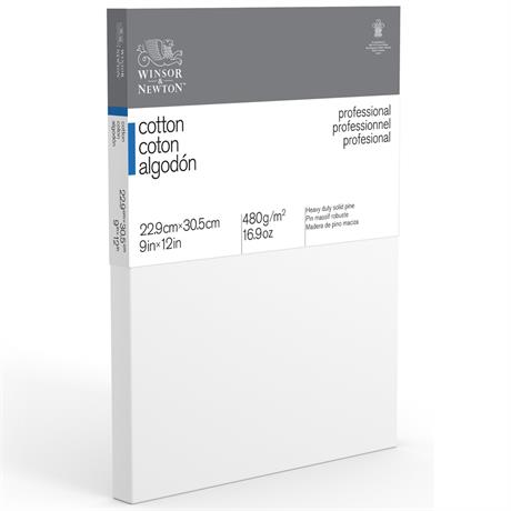 Winsor & Newton Professional Cotton Canvas - Traditional Image 1