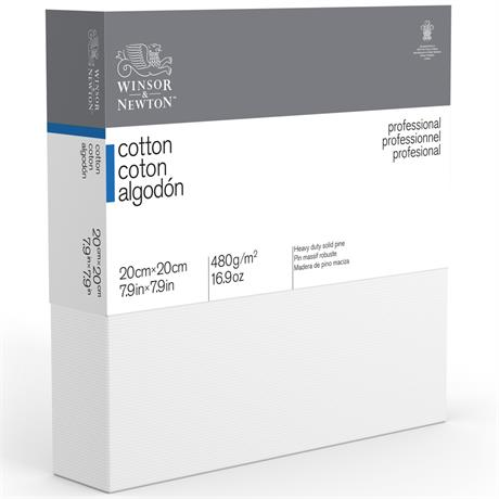 Winsor & Newton Professional Cotton Canvas - Deep Edge Image 1