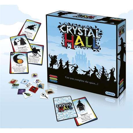Crystal Hall Family Game Image 1