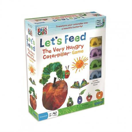 Let's Feed the Very Hungry Caterpillar Board Game Image 1
