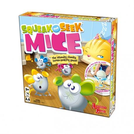 Squeak And Seek Game Mouse Game Image 1