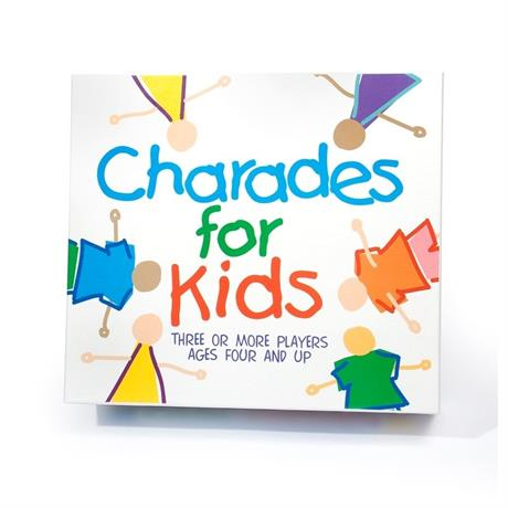 Charades For Kids Game Image 1