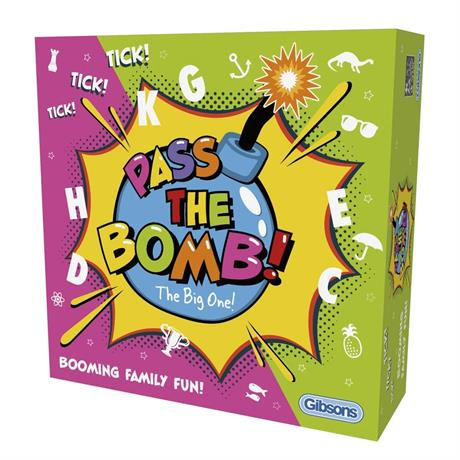 Pass the Bomb - The Big One Family Game Image 1