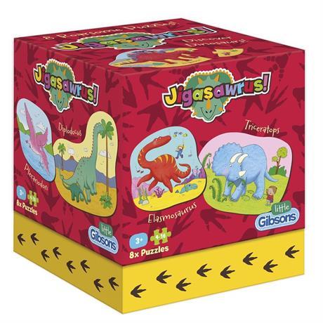 Jigasawrus Jigsaw Puzzles Image 1
