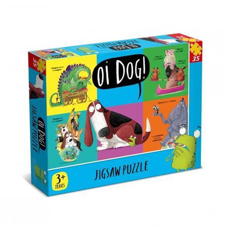 Oi Dog 35 Piece Jigsaw Puzzle Image 1