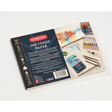 Derwent Inktense Paper Pad 7 x 10 Image 1
