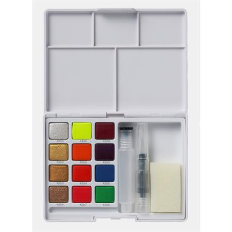 Sakura Koi Watercolour Sketchbox 12 Creative Art Colours Image 1