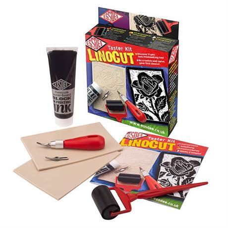 Linocut Taster Kit Image 1