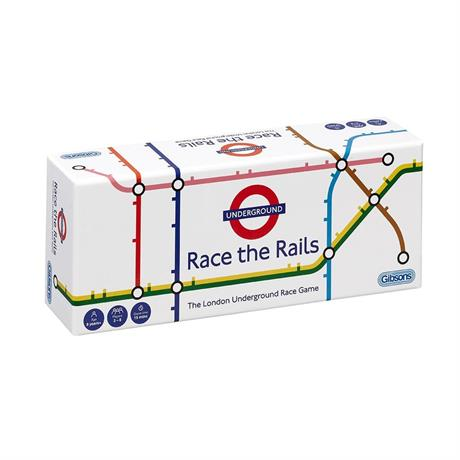 TFL Race The Rails Family Game Image 1
