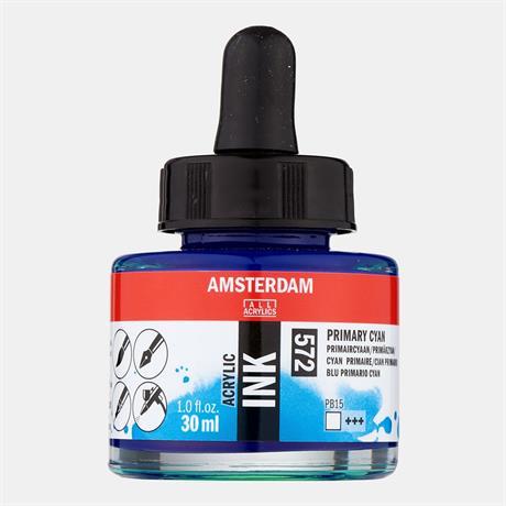 Amsterdam Acrylic Ink 30ml Image 1