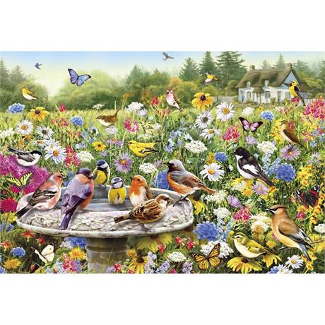 The Secret Garden 100XXL Piece Jigsaw Puzzle Image 1