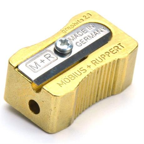 Jakar Solid Brass Lead Pointers Sharpener Image 1