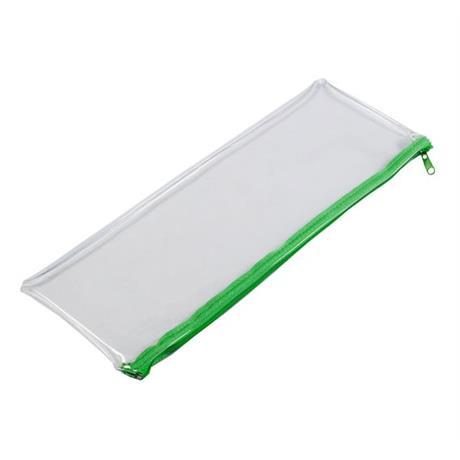 Jakar Giant Clear PVC Pencil Case Image 1