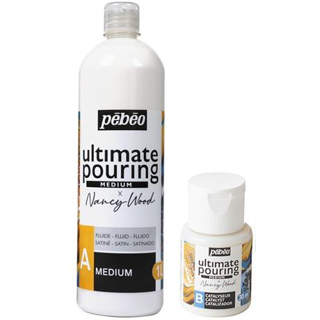 Pebeo Ultimate Pouring Medium Image 1