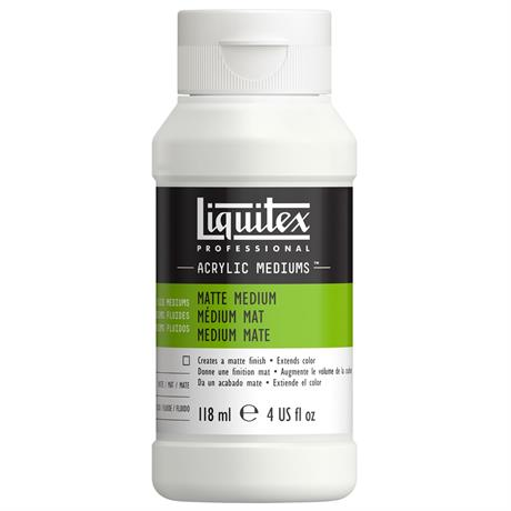 Liquitex Acrylic Matt Medium Image 1