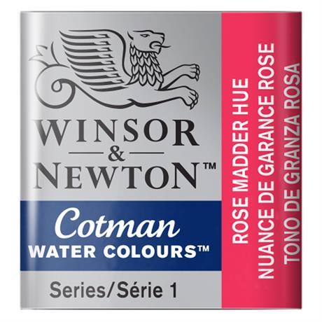 Cotman Watercolour Half Pans Image 1