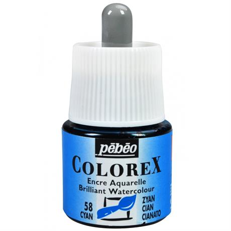 Pebeo Colorex Inks 45ml Image 1