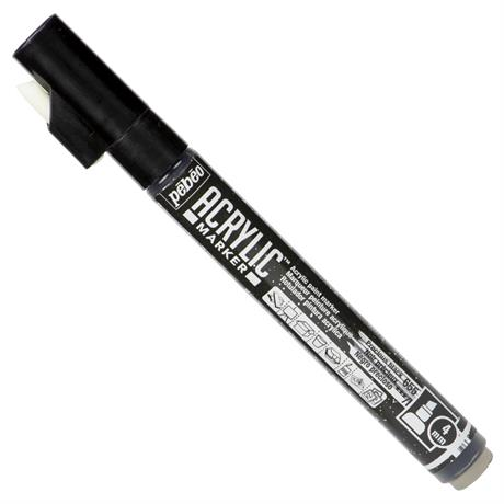 Pebeo Acrylic Marker 4mm Chisel Tip Image 1