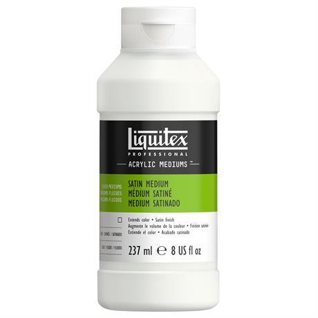 Liquitex Satin Fluid Medium 237ml Image 1