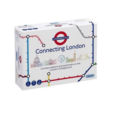 TFL London Underground Connecting London Family Game Image 1