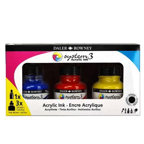 System 3 Ink Starter Set of 3 Image 1