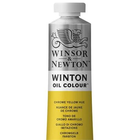 Winsor & Newton Winton Oil Paint 200ml Tube Image 1