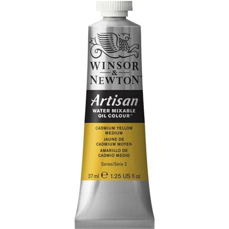 Artisan Water Mixable Oil Paint 37ml Tube Image 1