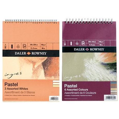 Daler Rowney Ingres Pastel Pad Image 1