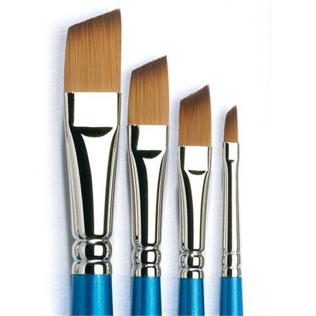 Cotman Series 667 Brushes - Angled Flat Image 1