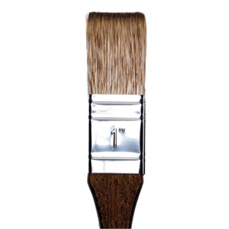 Winsor & Newton Monarch Brush - Glazing 1 inch Image 1