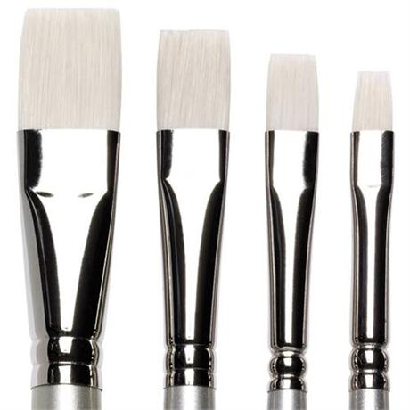 Winsor & Newton Artisan Brushes - Short Flat Image 1
