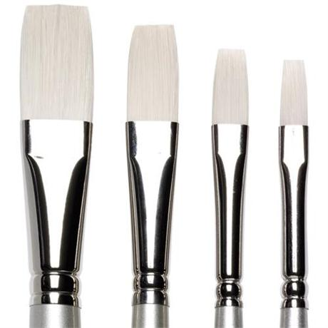 Winsor & Newton Artisan Brushes - Long Flat Image 1