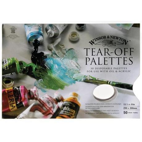 Winsor & Newton Tear-Off Palette Image 1