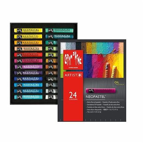 Neopastel Box of 24 Image 1