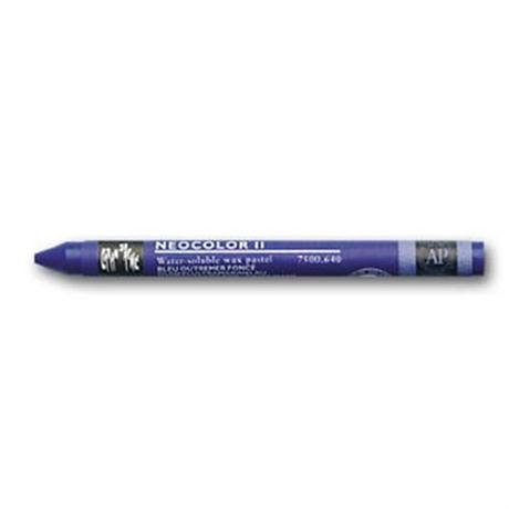 Caran d'Ache Neocolor II Water-Soluble Wax Pastel - Individual Colours Image 1