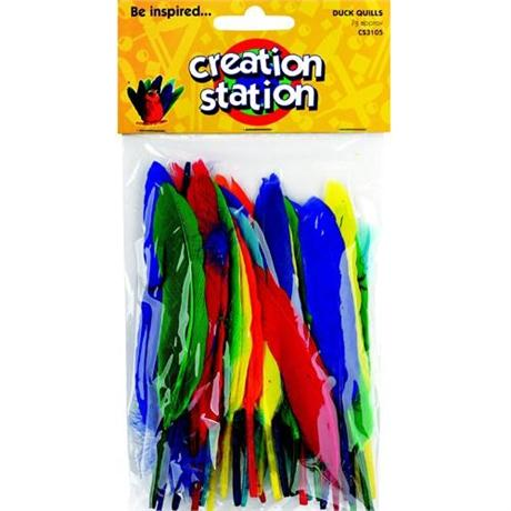 Creation Station Duck Quills Image 1