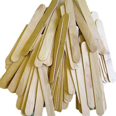 Value Pack of Lollipop Sticks Natural Image 1