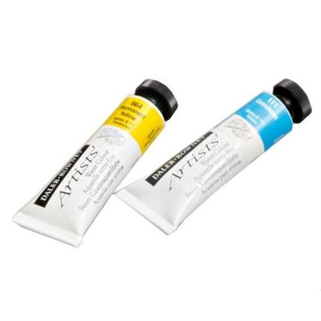 Daler Rowney Artists' Watercolour 15ml Tubes Image 1
