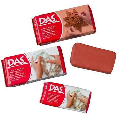 DAS Air Drying Modelling Clay Image 1